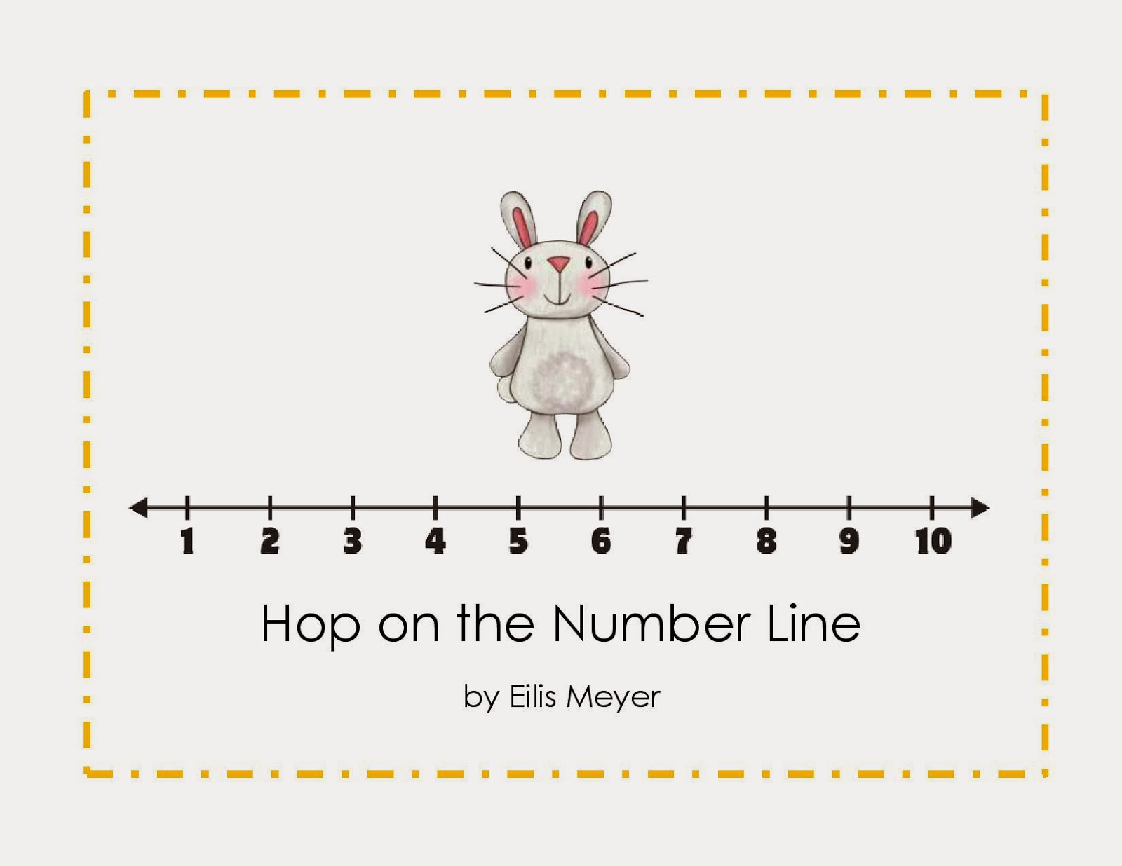 how to read a number line