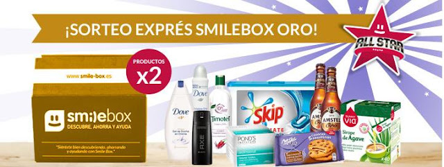 sorteo smilebox all stars
