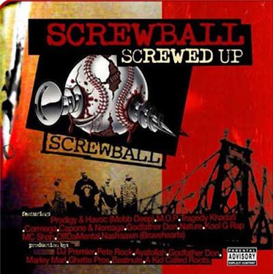 Screwball – Screwed Up (2xCD) (2004) (FLAC + 320 kbps)