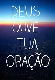 Deus ouve sua oração