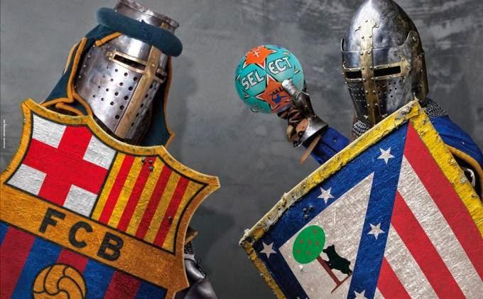 Rojadirecta BARCELLONA ATLETICO MADRID Streaming, vedere Diretta Live Calcio Gratis Oggi in TV