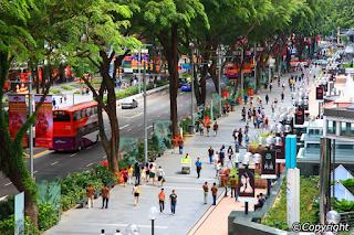 Orchard-Road-singapura