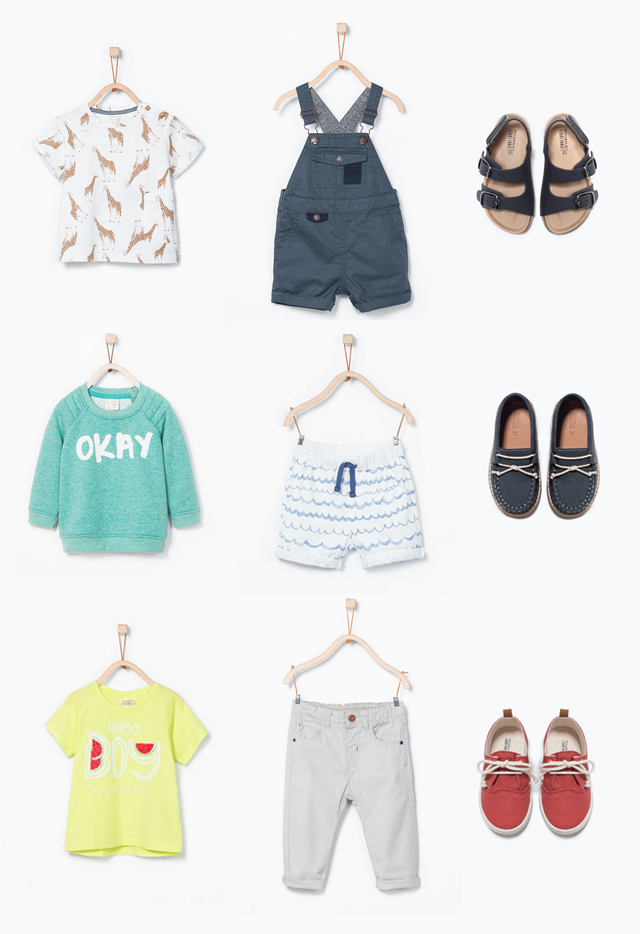 Cute And Colorful Summer Outfit Ideas For Little Boys