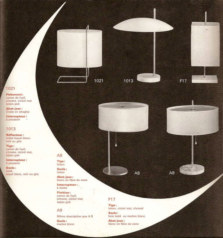 Catalogue Disderot 1950