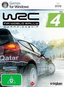 WRC 4 FIA world Rally Championship cover