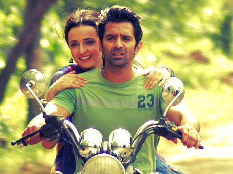 arnav talking to khushi