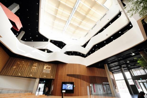Myongji University Bangmok Library