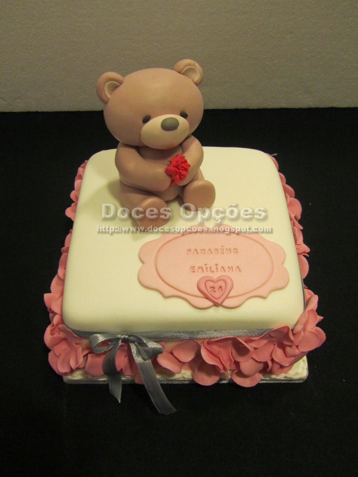little bear cake