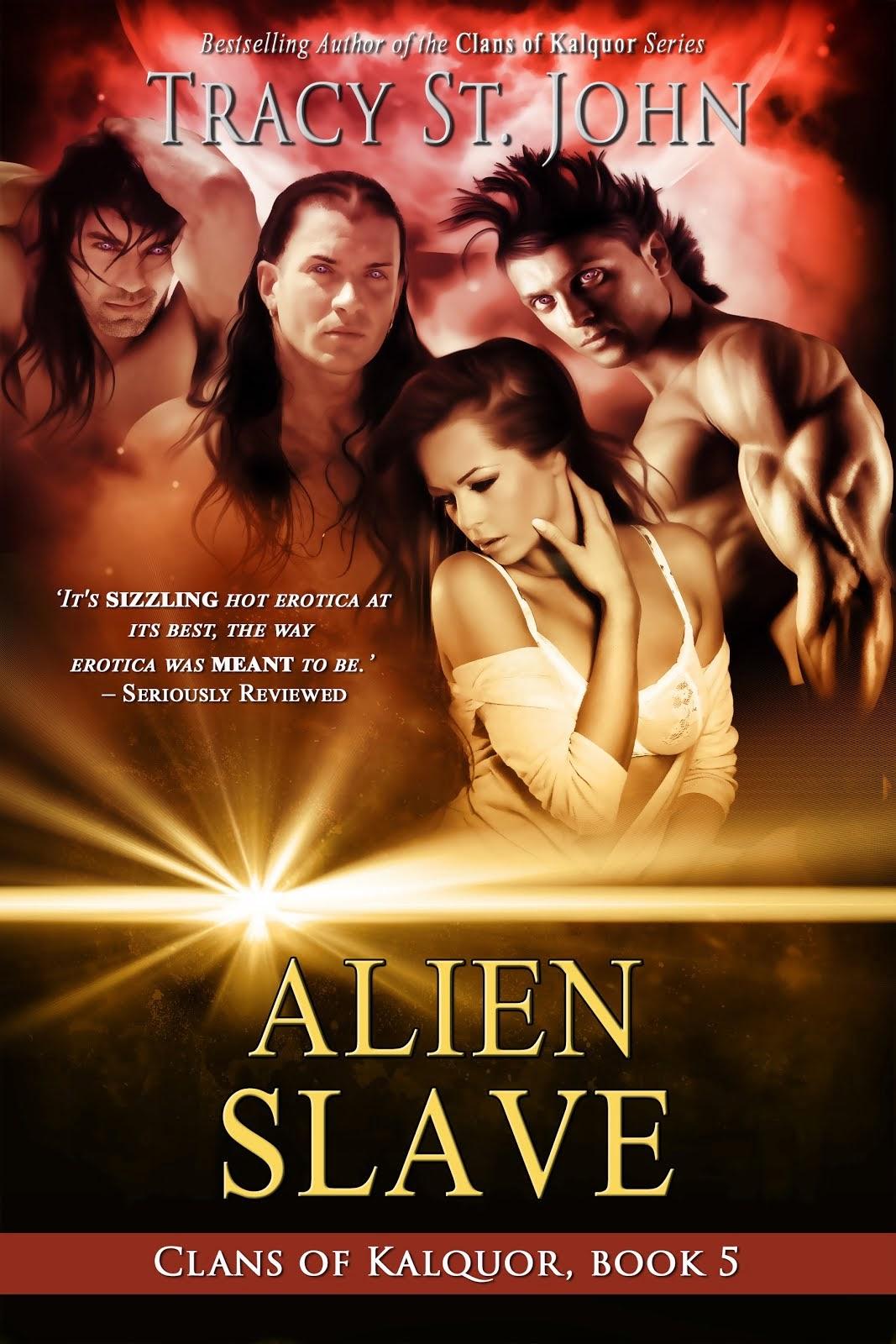 Clans of Kalquor 5:  Alien Slave