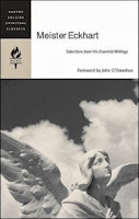Book Cover of an angel sculpture with clouds in the background