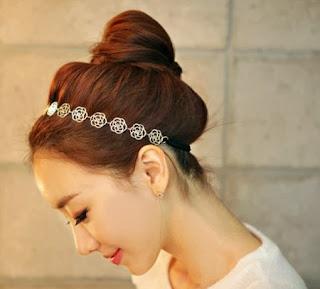 Sweet Lady Hollow Rose Elastic Fashion Headbands For Women – Under $2 Headband