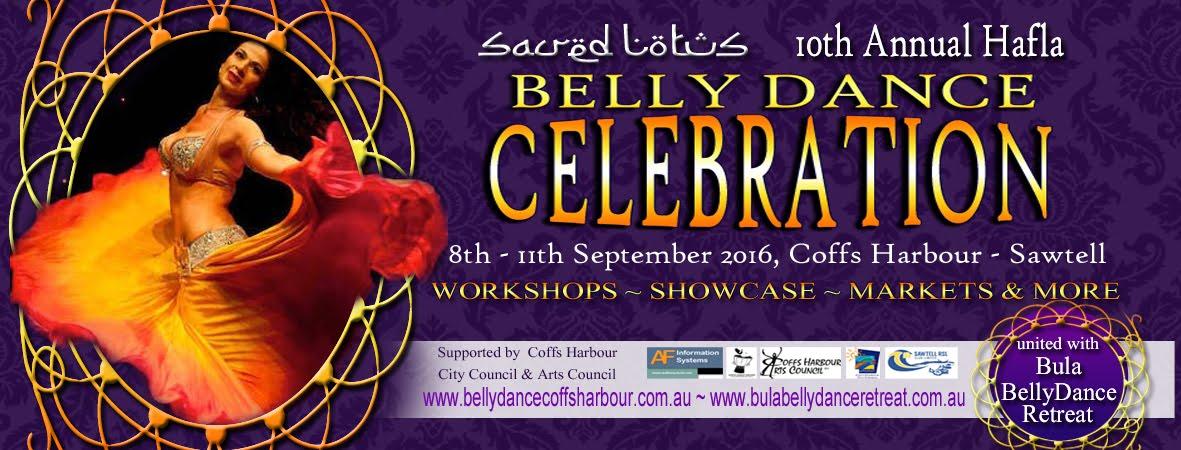 Sacred Lotus Bellydance Hafla 2016
