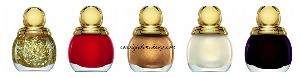 dior golden shock natale 2014