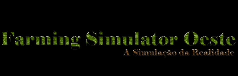 Farming Simulator Oeste