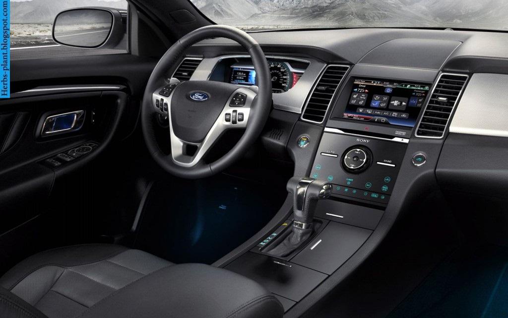 Ford explorer car 2013 dashboard - صور تابلوه سيارة فورد اكسبلورر 2013