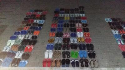 barisan sandal