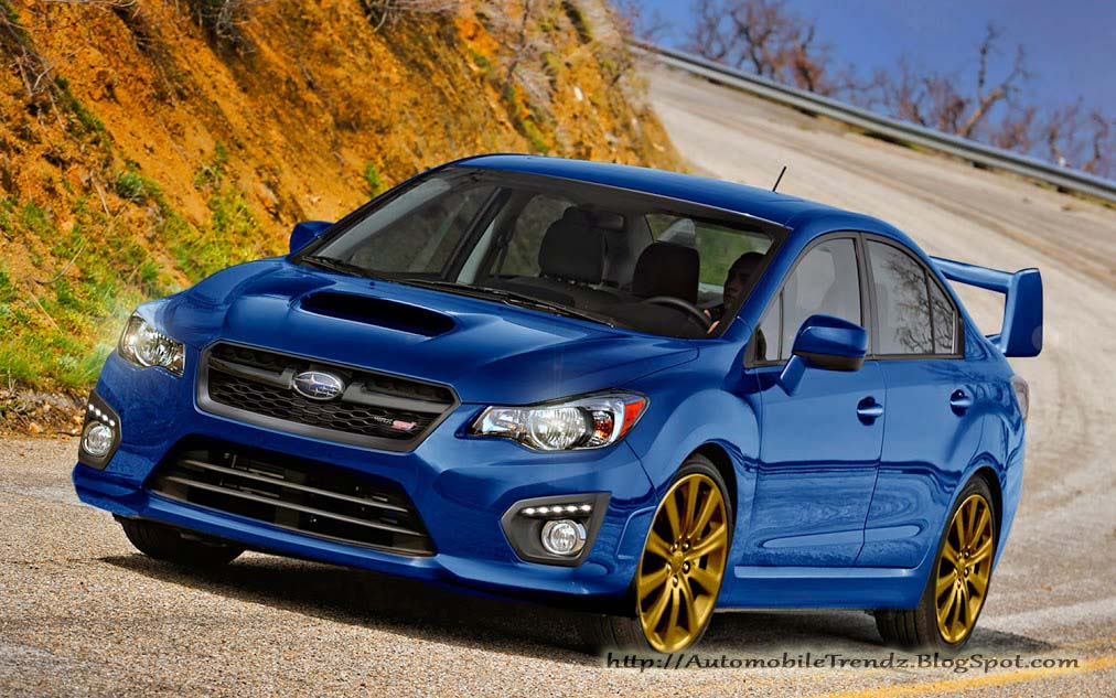 automobile trendz 2013 subaru impreza wrx sti. Black Bedroom Furniture Sets. Home Design Ideas