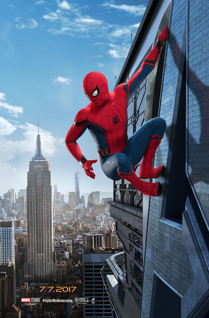 ¿Qué esperamos de SPIDER-MAN: HOMECOMING?