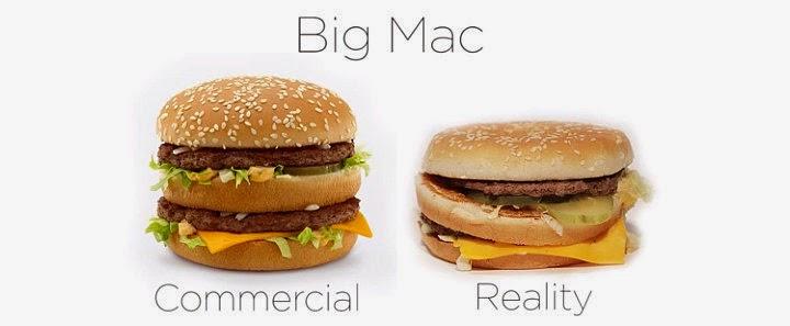 mcdonalds advertising techniques