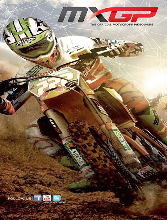 Torrent Super Compactado MXGP: The Official Motocross Videogame PC