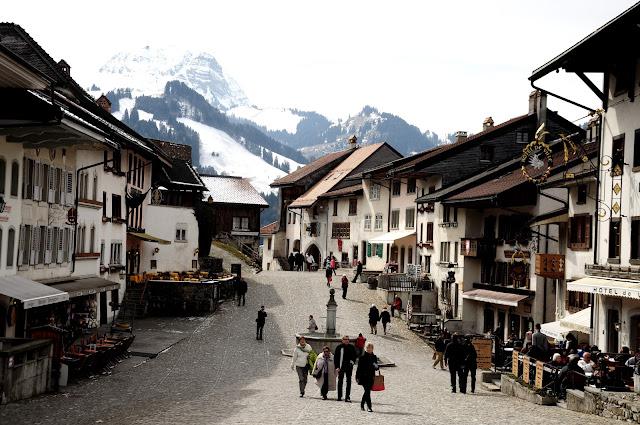 gruyère village visiter fribourg
