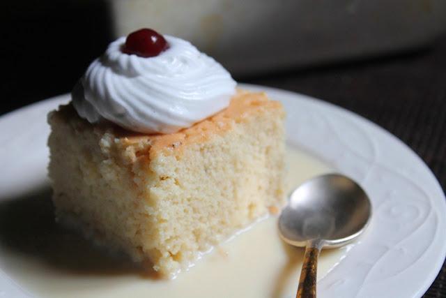 Tres Leches Cake Recipe – Three Milk Cake Recipe