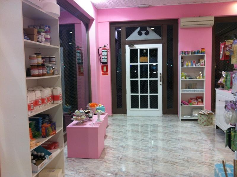 Nuestra tienda en Valencia