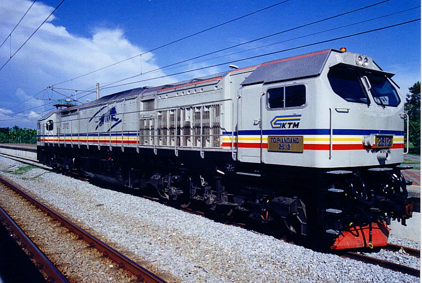 Mas Bagus Adventure: Mengintip Kereta Api di Malaysia