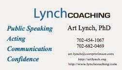 Acting and Public Speaking Coaching