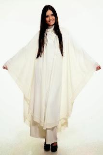 Arabian Abaya Designs 2014-2015