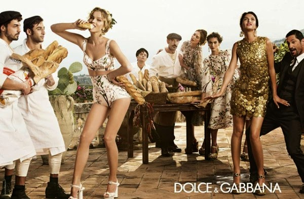 dolce gabbana sicilia summer collection 2014