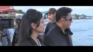 Viswaroopam 2 Making – Under Sea | Kamal Hassan at shooting spot | Release Date, Trailer