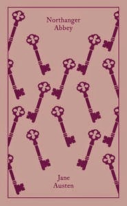 Book cover, clothbound classics - Northanger Abbey by Jane Austen