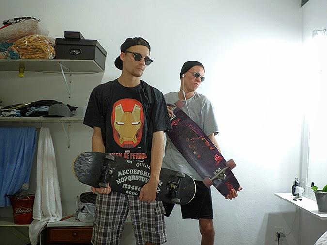 Ouija Skate DIY - Como fazer