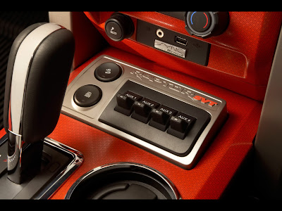 ford f 150 svt- ford concept cars - interiour design
