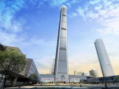 5 Daftar Gedung Tertinggi Di Dunia