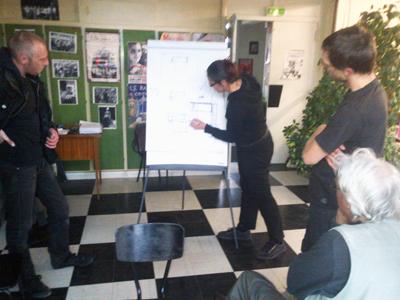 Habitat participatif atelier avec p tal 39 urbain for Reglement interieur local associatif