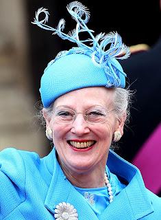 Margrethe II of Denmark Life Story