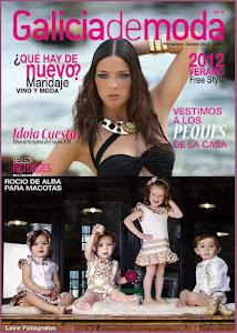 Galicia de Moda publica fotografía del Catálogo realizado para Tienda Mascotas Zalla.