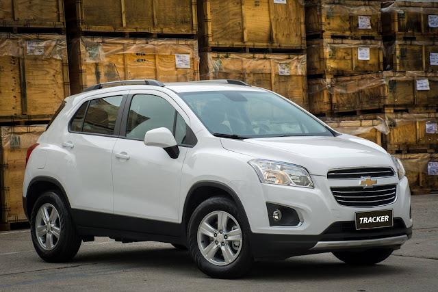 Novo Chevrolet Tracker 2016 LT