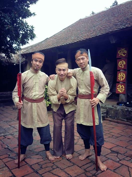 Mặc dù còn vài tháng nữa mới đến Tết Âm lịch 2014, nhưng Thăng Long Audio Video đã khởi quay cho hài Tết