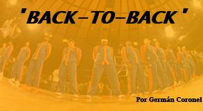 Back-to-back