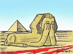 POR LA PAZ EN EGIPTO