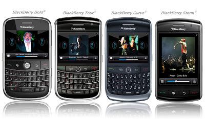 Blackberry Baru