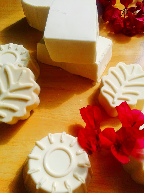 homemade natural castile soap