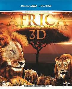 Assistir África Extraordinária Dublado Online 2013