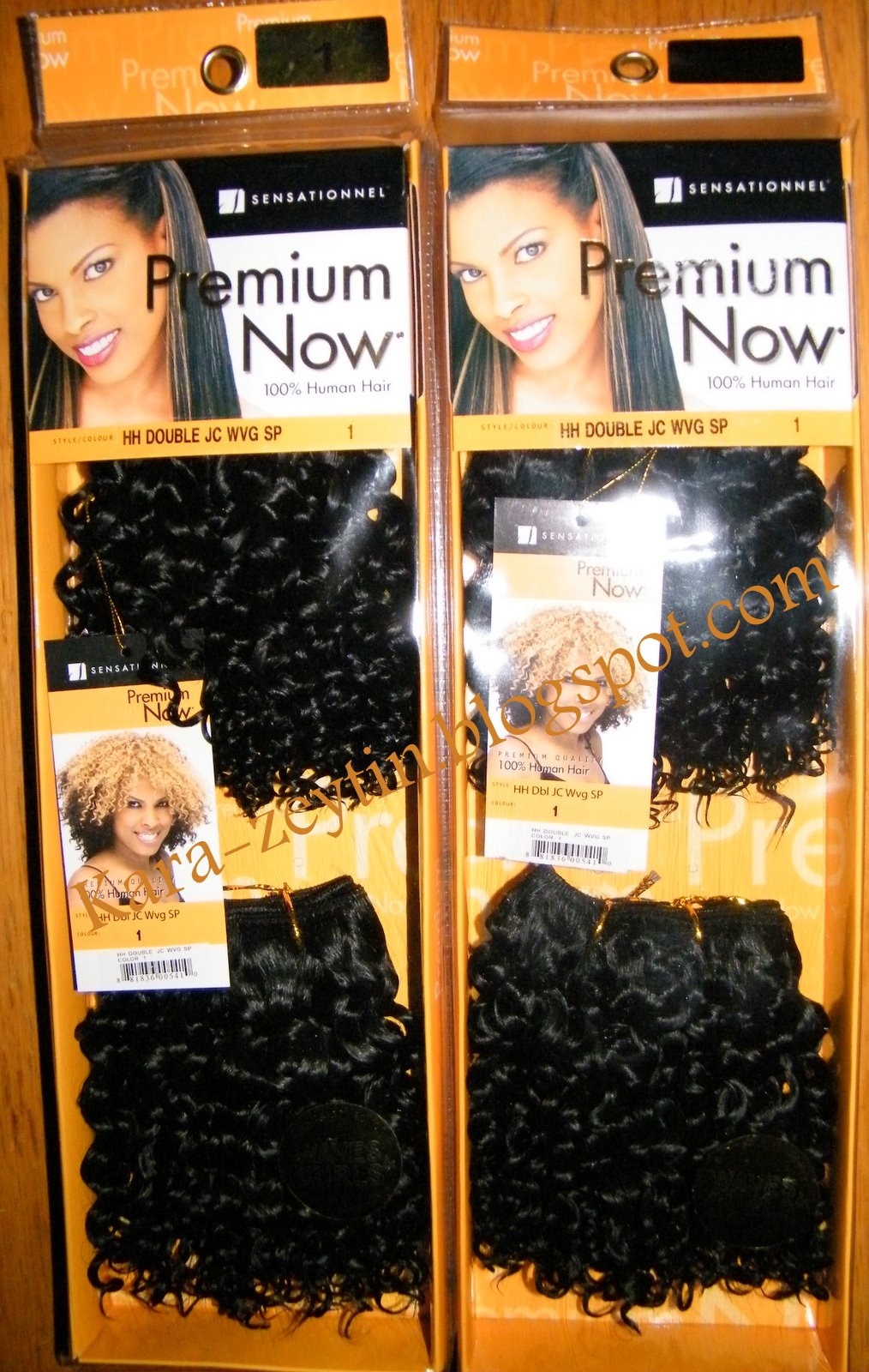 Hair Weave Zetten - Triple Weft Hair Extensions