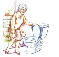 Cuidados en el anciano for Adaptadores wc personas mayores