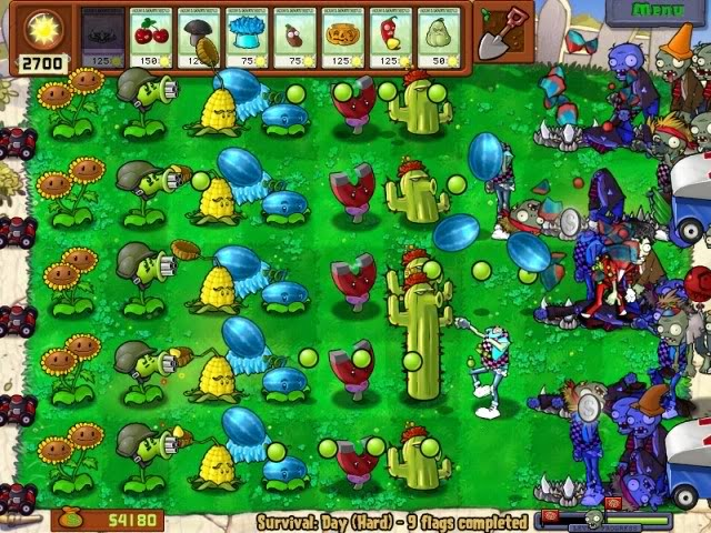 Download plants vs zombies game of the year full version mediafire