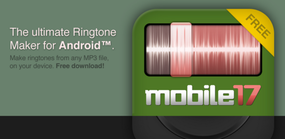 how to set a song from play store as ringtone